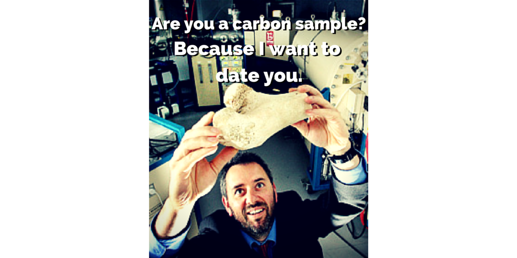 Radiocarbon dating is possible because