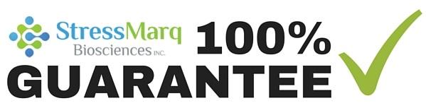 StressMarq Biosciences Inc. 100% Guarantee