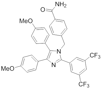 Apoptozole Chemical Structure HSP70 Inhibitors and Modulators
